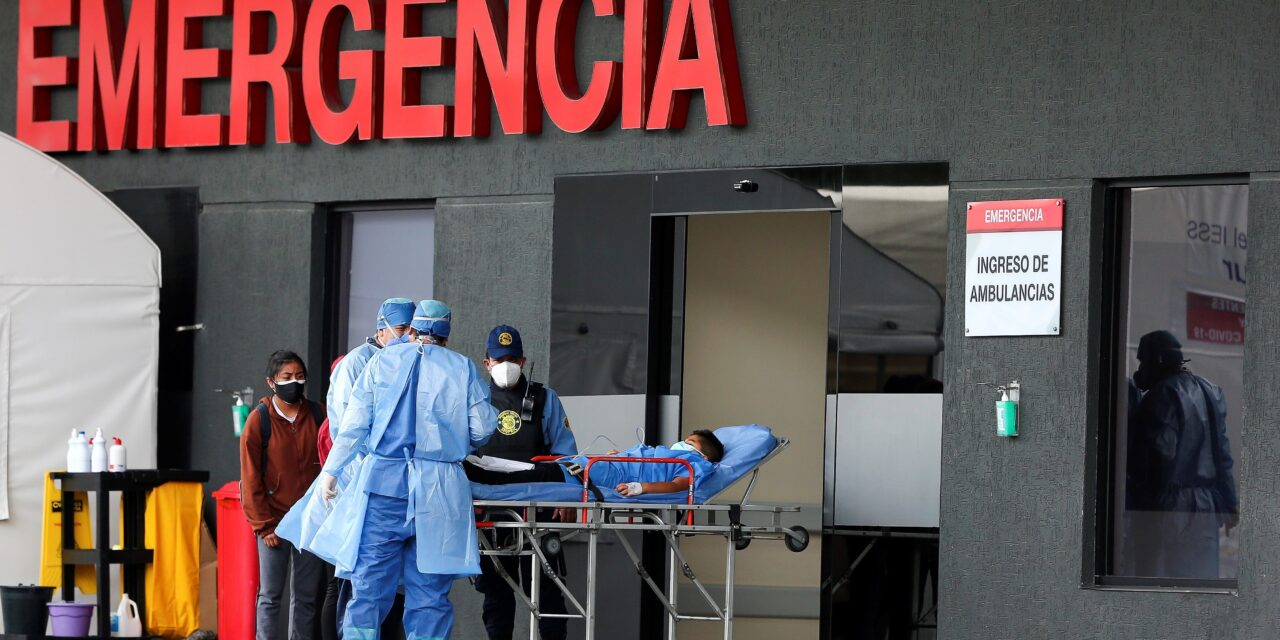 Ecuador acumula 441.180 casos y 21.153 decesos por la covid-19