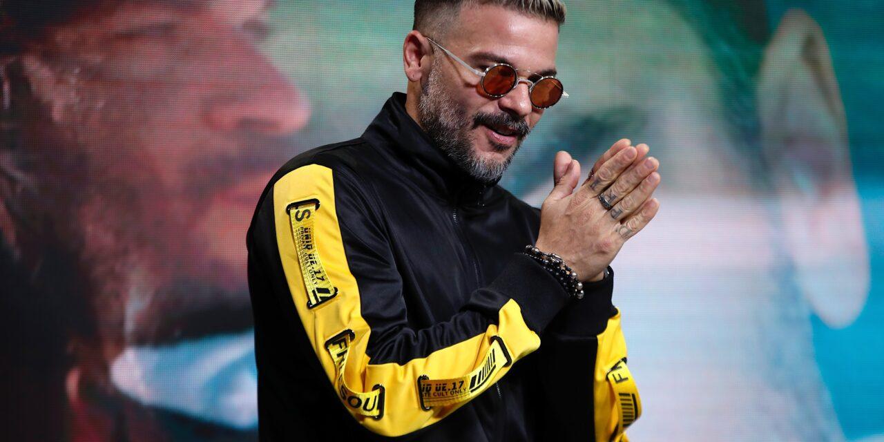 Pedro Capó se presentará en el evento Pedro Capó Live