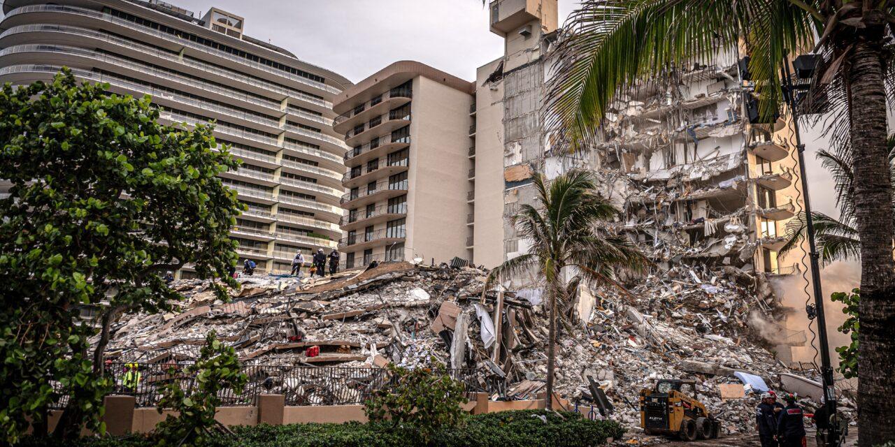Aumentan a 11 los muertos por el derrumbe y prometen «investigación completa»
