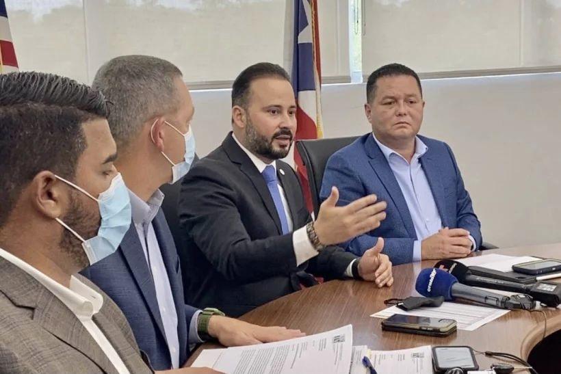 Presidentes de Asociación y Federación de Alcaldes cabildean a nivel federal para que fondos de infraestructura se asignen directamente a los municipios