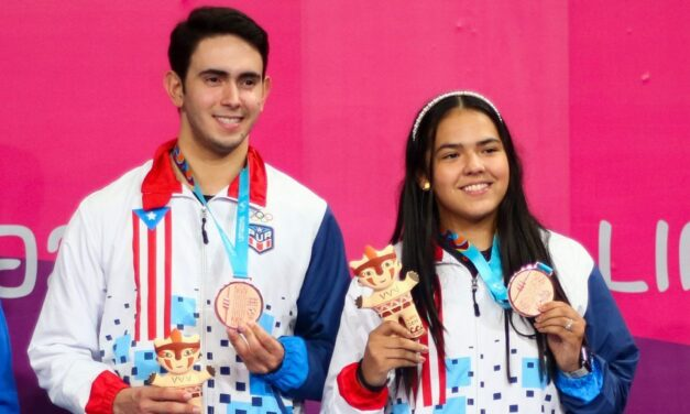 Adriana Díaz y Brian Afanador, los abanderados de equipo de Puerto Rico en Tokio
