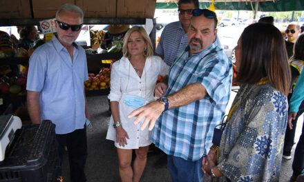 Busca fomentar la industria agrícola local con el MERCADO FAMILIAR