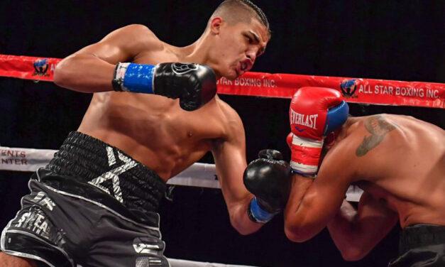 Noche de triunfos de PR en boxeo