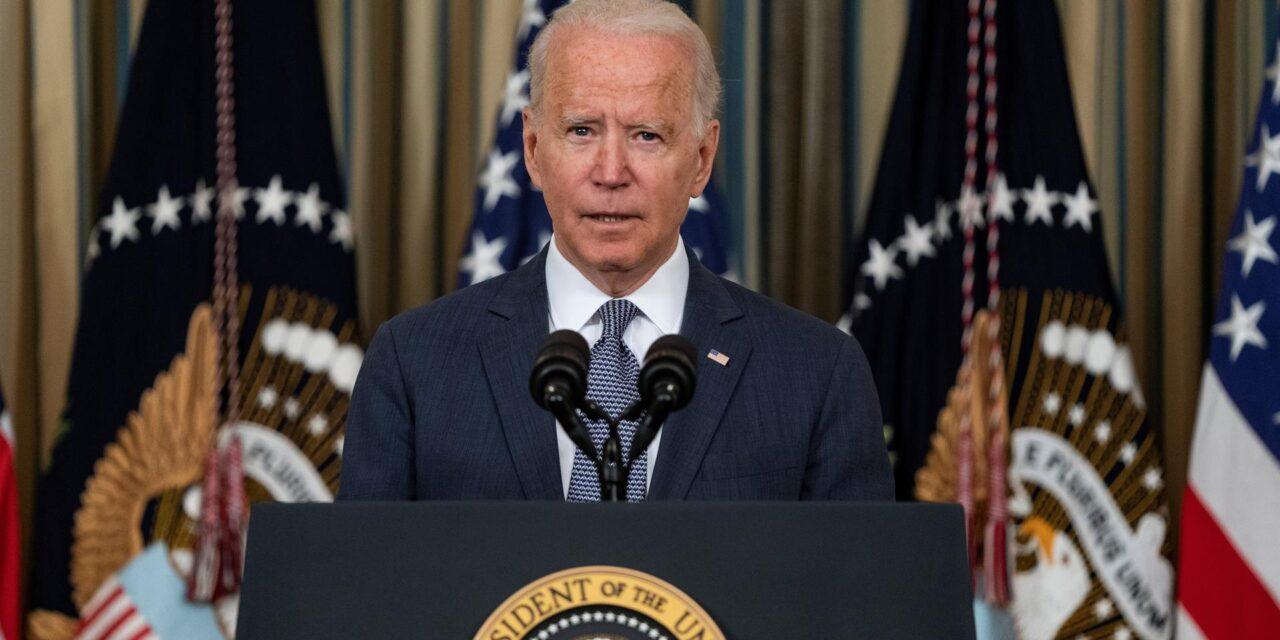 Biden afirma que las protestas en Cuba son «un llamado a la libertad»