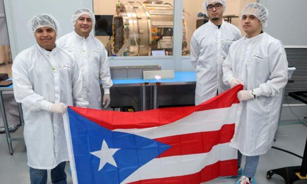 La NASA lanzará un satélite diseñado por estudiantes de Puerto Rico