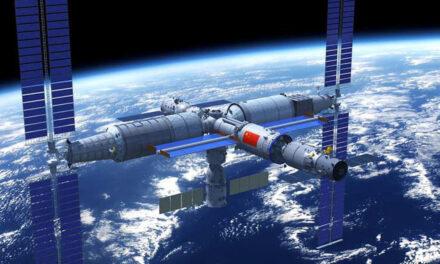 Astronautas chinos pasan esta noche sobre el cielo de Puerto Rico