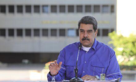 Maduro muestra su apoyo a Díaz-Canel ante las protestas en Cuba