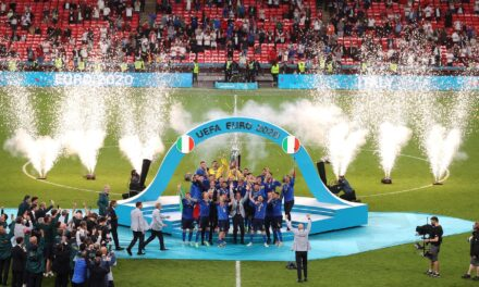 Italia gana su segunda Eurocopa en los penaltis
