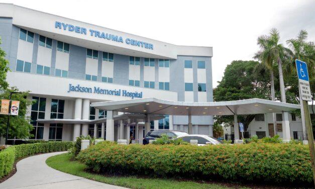 Viuda de presidente asesinado de Haití llega a Miami para recibir tratamiento