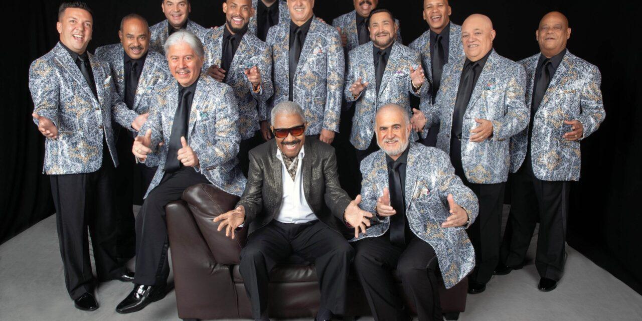 Gran Combo, primera orquesta en presentarse en el Coca Cola Music Hall