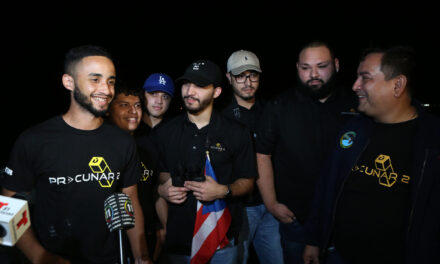 Estudiantes boricuas hacen historia al enviar satélite PR-CuNaR2 en misión de SpaceX