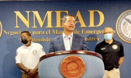 Empleados públicos tendrán que reportarse a trabajar, anuncia el gobernador