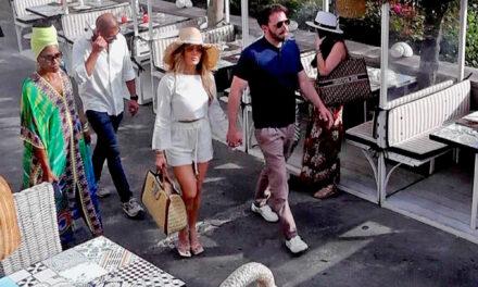 Jennifer López y Ben Affleck, la pareja del verano