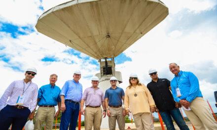 Evalúan futuro del radiotelescopio