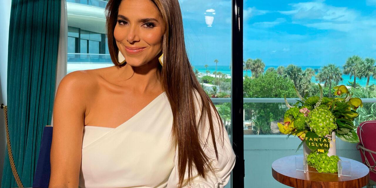 Roselyn Sánchez en 'La isla de la fantasía'
