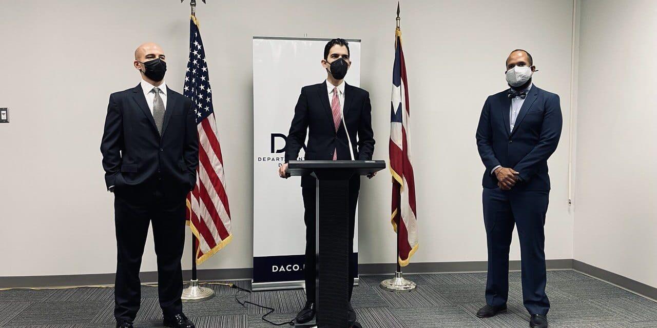 DACO refiere a Justicia y emite orden cese y desista contra empresa de energía renovable