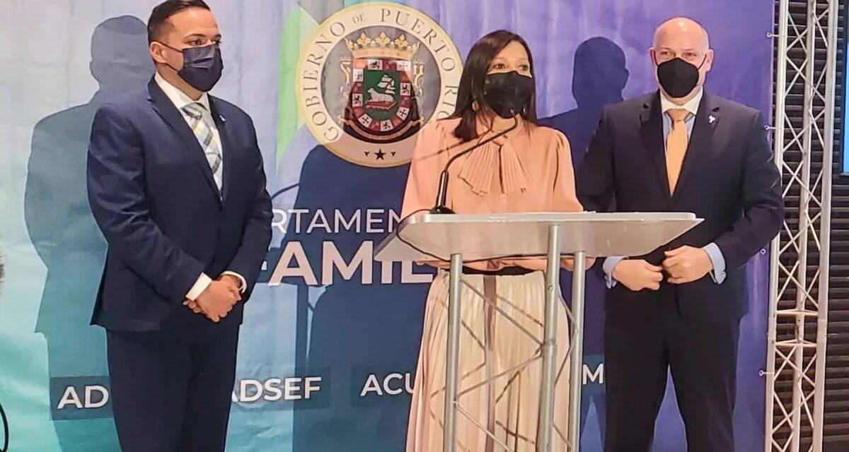 Departamento de la Familia presenta nueva plataforma de servicios ADSEF Digital