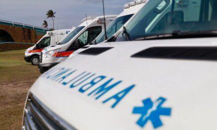 En condición de cuidado conductor tras accidente en la PR-165