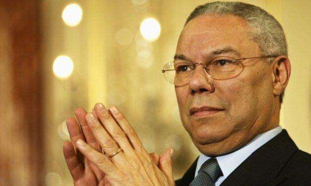 Muere a los 84 años el general Colin Powell, ex secretario de Estado de EEUU