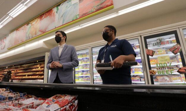 Dan 33 multas a supermercados