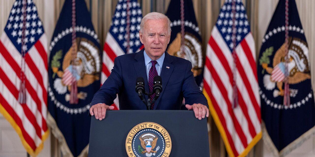 Biden no descarta que EE.UU. pueda entrar en suspensión de pagos este mes
