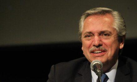 El presidente argentino felicita a Benet y pide renovar vínculos con Israel