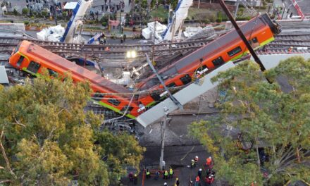 El peritaje del accidente del metro de Ciudad de México golpea al canciller