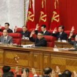 Kim promete esfuerzos ante «serias dificultades» que afronta Corea del Norte