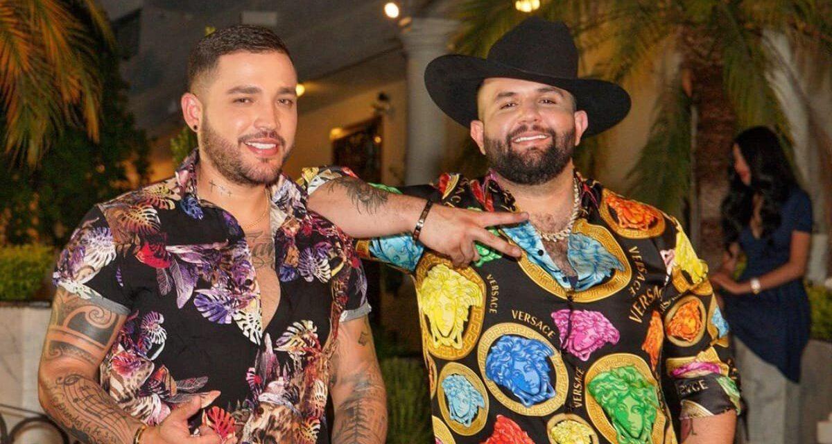 Carín León y Jessi Uribe disfrutan polémica con canción