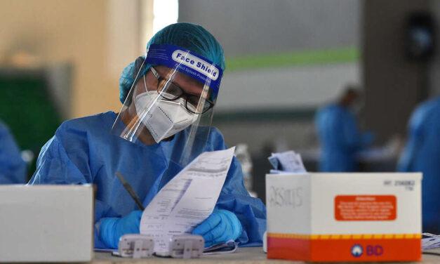 Salud reporta una muerte por Covid-19