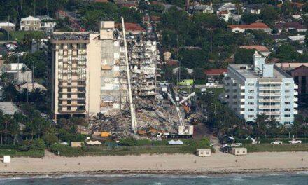 Actualizan las cifras del derrumbe en Miami: 9 muertos y 152 desaparecidos