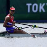 Remadora Verónica Toro entra en los cuartos de final en Tokio