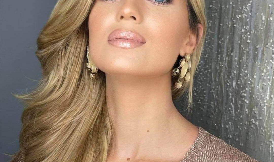 Miss Dorado Oxana Rivera