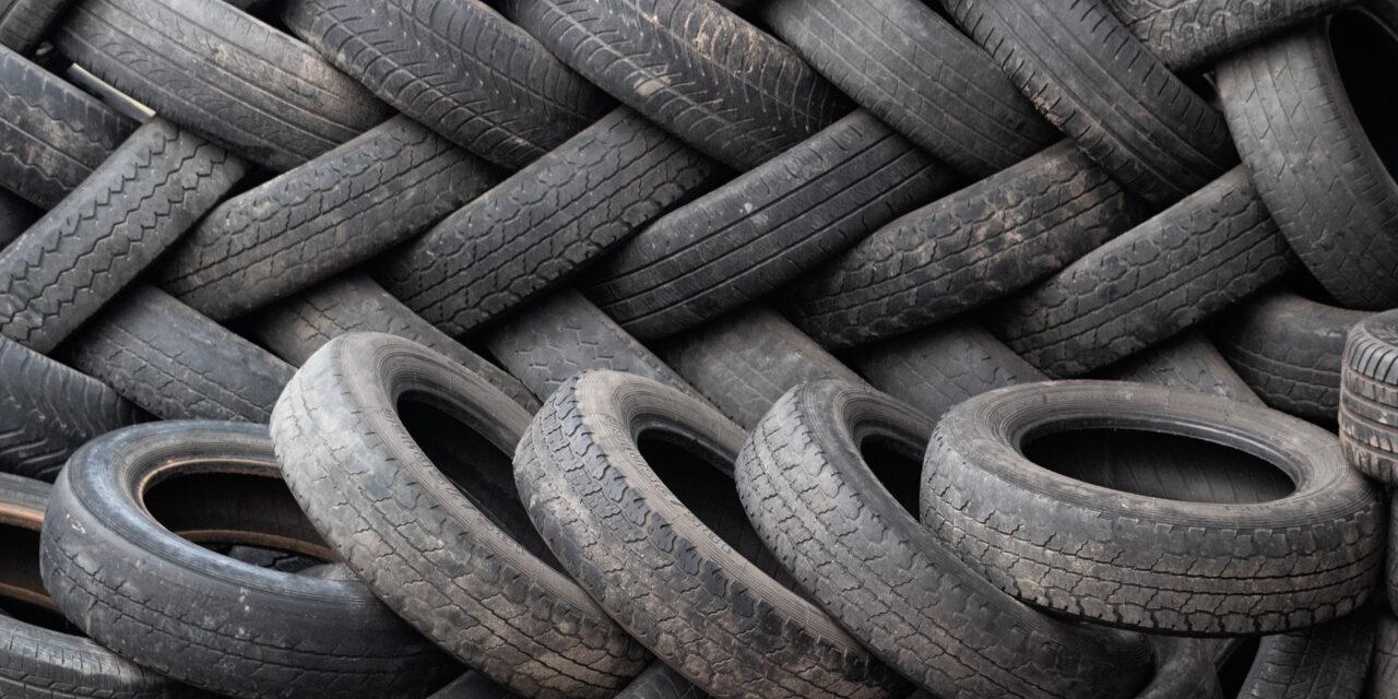 Guardia Nacional colaborará en la recogida de neumáticos