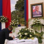 La viuda de Moise rechaza dinero público para el funeral de Estado
