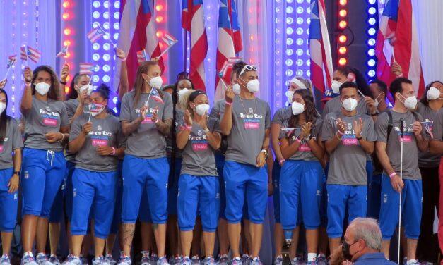 Puerto Rico presenta su delegación para Tokio 2020, liderada por 24 mujeres