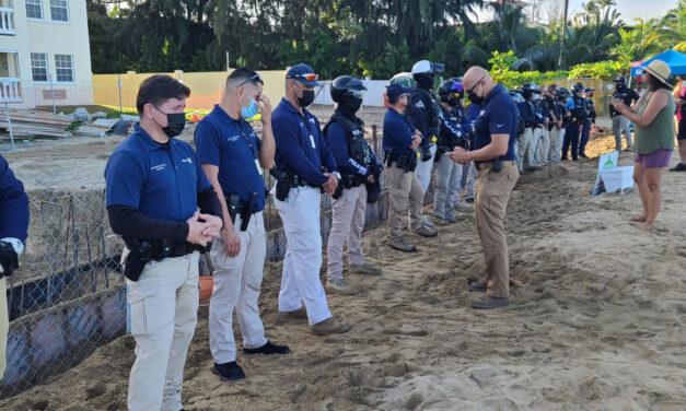 Organizaciones piden detener construcción de piscina en condominio Sol y Playa