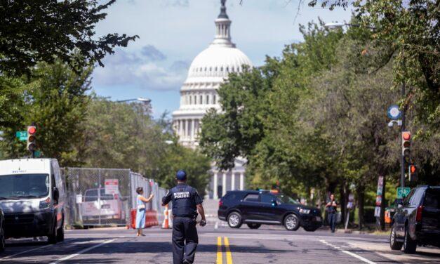 La policía investiga una «amenaza de bomba» cerca del Congreso de EEUU
