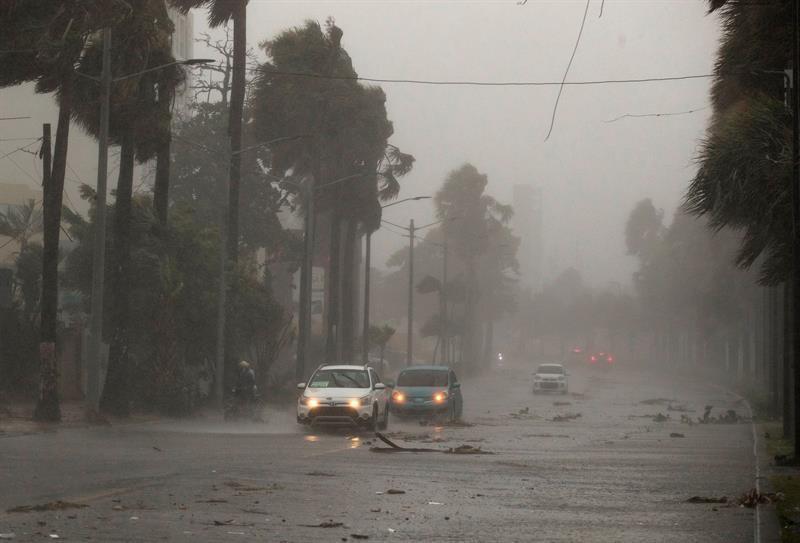 Más de 1.300 personas evacuadas en República Dominicana por depresión Grace