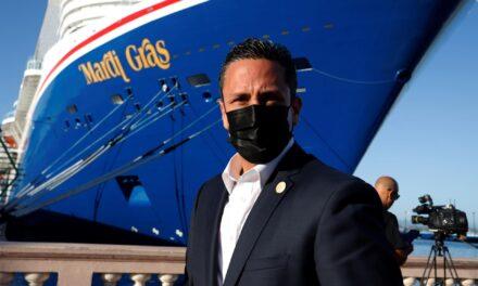 Puerto Rico recibe su primer crucero desde el inicio de la pandemia