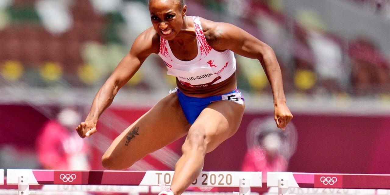 Camacho-Quinn volvió a poner a Puerto Rico en el mapa olímpico