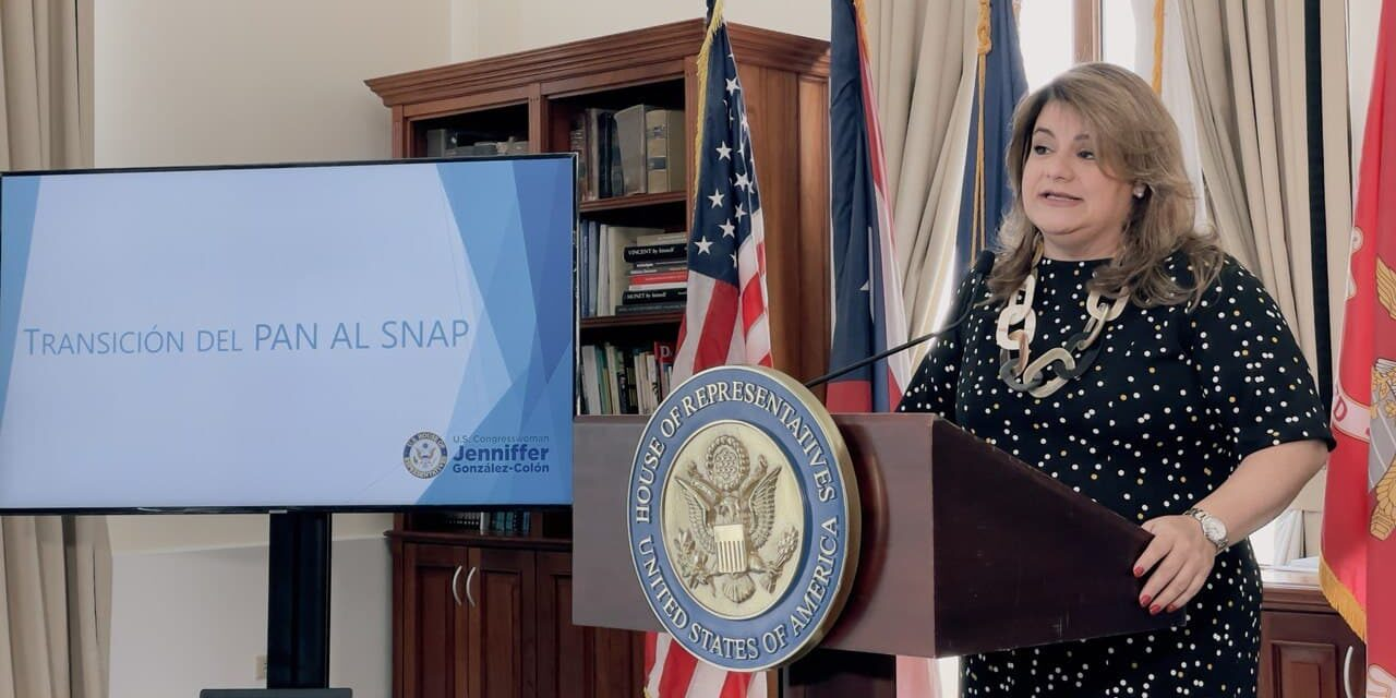 Fondos federales en Puerto Rico se pierden en parte por la burocracia del gobierno afirma comisionada residente