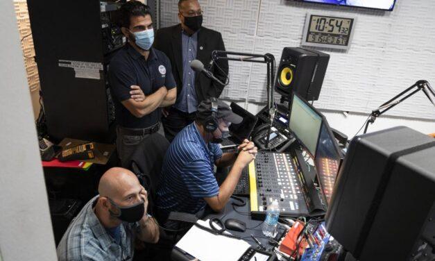 FEMA prueba el Sistema Alterno de Alerta Pública en Puerto Rico