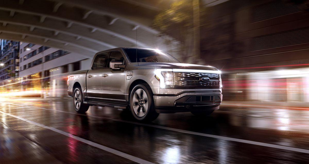Ford anuncia la mayor inversión de su historia en vehículos eléctricos