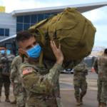 Movilizan soldados puertorriqueños al Medio Oriente