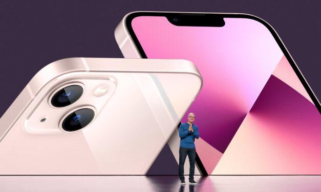 Apple presenta el iPhone 13, de diseño similar al 12 y con la cámara mejorada