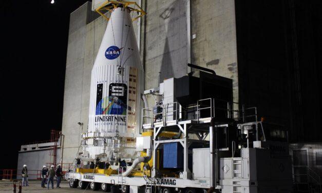 La NASA lanza desde California un nuevo satélite del programa Landsat
