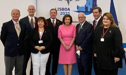 Comisionada Residente participa de Asamblea Parlamentaria de la OTAN en Portugal