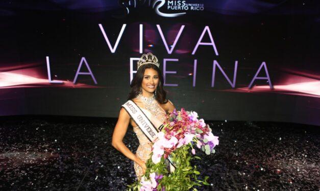 Una joven de 21 años de Loíza se proclama Miss Universo Puerto Rico 2021