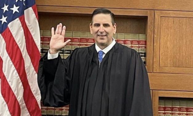 Juez de Primer Circuito de Apelaciones en Boston Gustavo A. Gelpí se expresa tras su juramentación